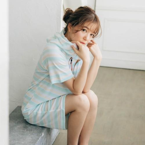 mochi-pileパイルパジャマシリーズ